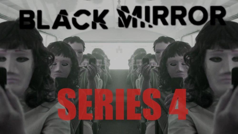 Photo of Chegou! Confira o trailer da quarta temporada de Black Mirror
