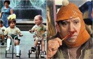 Фото Фотография: 25 привычных вещей из счастливого советского детства, о которых даже не догадываются современные детишки