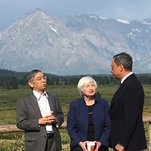 Photo of Bankers and Economists Fear a Spate of Threats to Global Growth