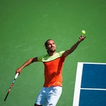 Alexandr Dolgopolov Wins, but Is Grilled About a Suspicious Loss