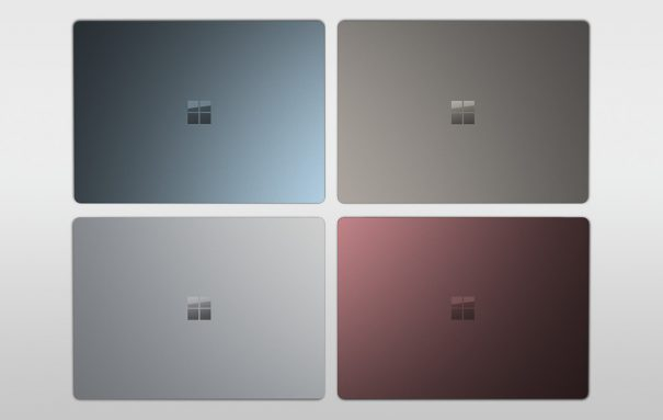Photo of Surface Laptop colors go global, Window 10 Pro upgrade extended