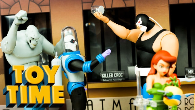 Photo of Celebrating 25 Years Of Batman: The Animated Series With A Toy Jailbreak