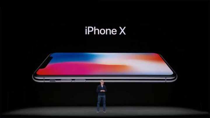 Представлен новый iPhone X: красивый, мощный и очень дорогой
