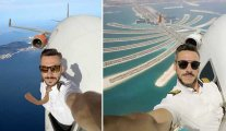 Вокруг света: Селфи в небесах: Что на самом деле скрывается за провокационными фото пилота