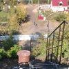 Дома в Заельцовском районе Новосибирска спасают от грязевых потоков
