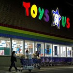 Toys 'R' Us Files for Bankruptcy, Crippled by Competition and Debt