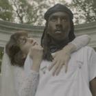 Blood Orange снялся в клипе Шарлотты Генсбур «Deadly Valentine»