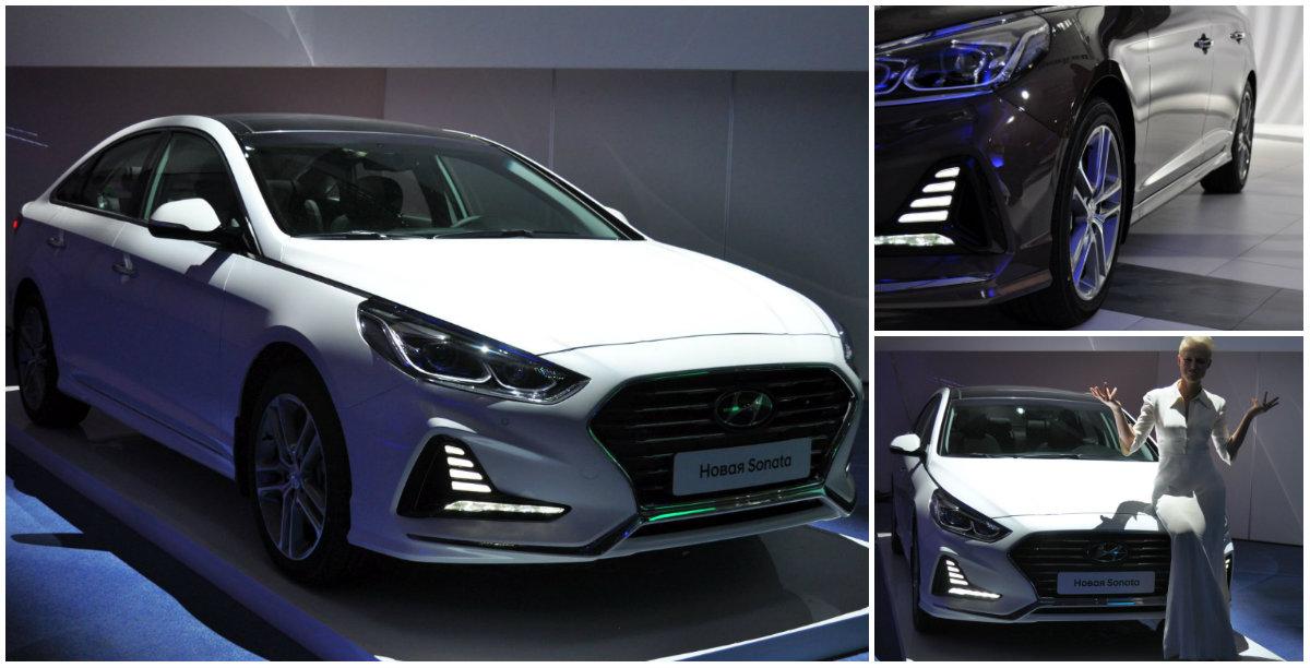 Возвращение «Сонаты». Сюрпризы седана Hyundai, который вернулся в Россию