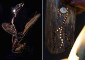 Гаджеты: Стань эльфом: деревянные лампы PanLights приносят в дом свет и очарование