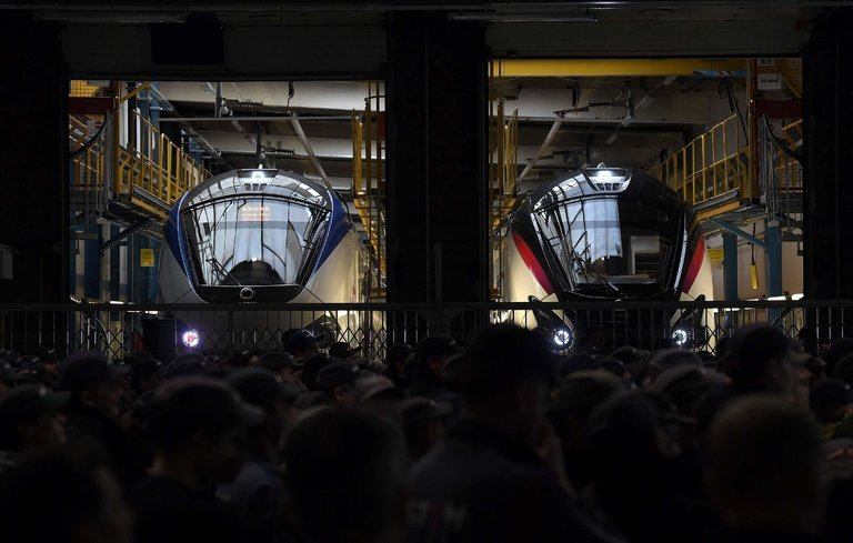 Photo of Siemens and Alstom Form European Train Giant to Beat Chinese Competition