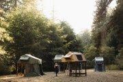 Гаджеты: Самая безопасная в мире палатка, в которой не страшны насекомые, хищники и наводнения