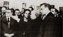Живопись: Соцреализм - наше всё: Как Никита Хрущев разгонял выставку авангардистов