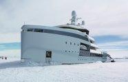 Автомобили: Океанская яхта SeaXplorer, которой даже айсберги нипочем