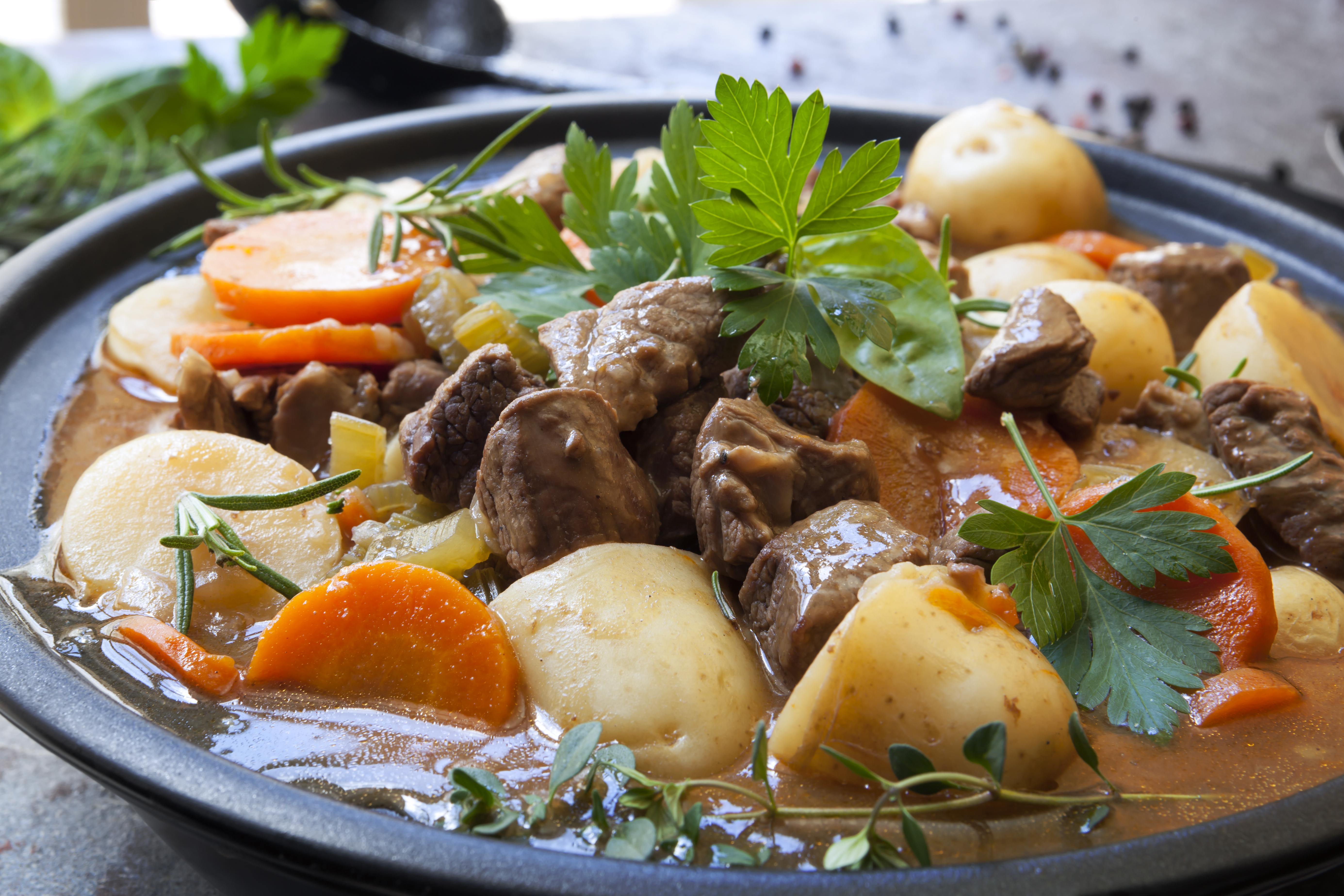 Ирландское мясное рагу
