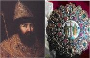 Фото История и археология: Бармы царя Алексея Михайловича Тишайшего - малоизвестная и одна из самых ценных царских регалий
