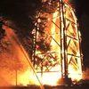 В Германии сгорела Башня Гете