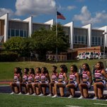 Howard Cheerleaders Add Voices to the Anthem Debate by Taking a Knee