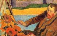 Живопись: Любимые подсолнухи Ван Гога и его фатальная дружба с Гогеном