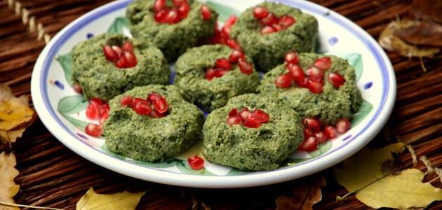 Фото Пхали из зеленой фасоли