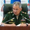 Глава российского минобороны заявил о скором завершение военной кампании в Сирии