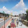 Представлены эскизы первой пешеходной улицы Красноярска