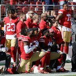 Photo of On Pro Football: Two Teams, One Anthem: An N.F.L. Showdown