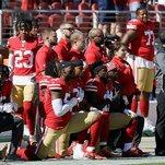 On Pro Football: Two Teams, One Anthem: An N.F.L. Showdown