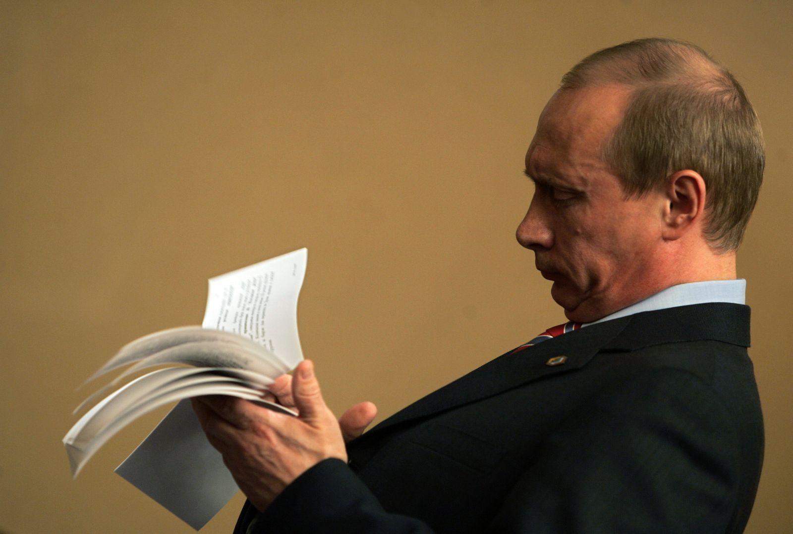«Владимир Владимирович будет таким почтенным старцем, как Иосиф Сталин»