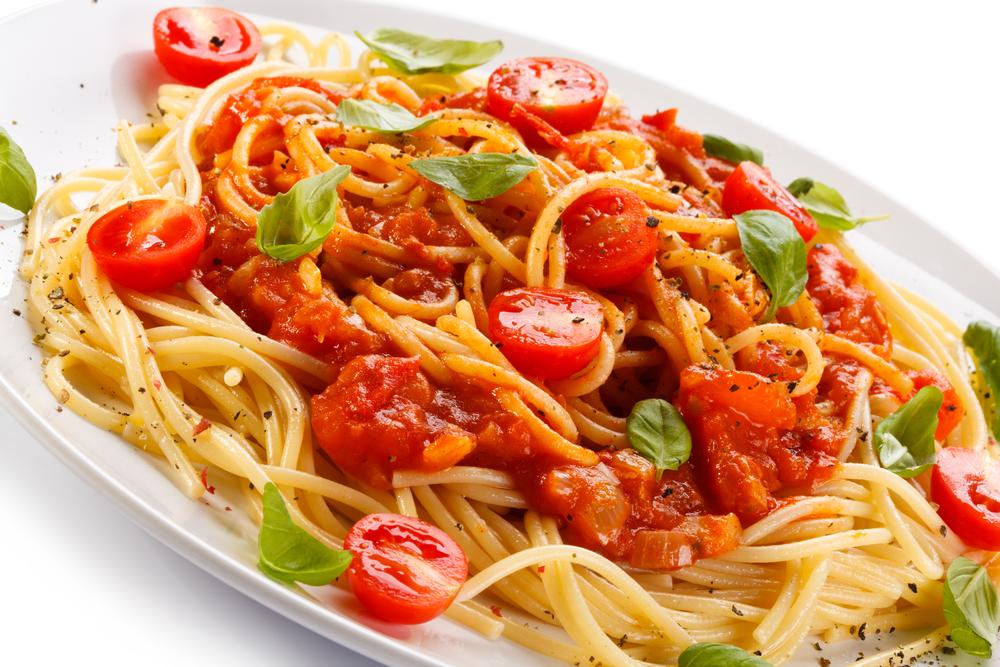 Паста по-итальянски за 15 минут