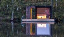 Архитектура: Сауна на воде - отдых для души и тела