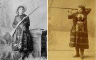 Вокруг света: Кто скрывался за ширмой: Почему лучшей девушке-стрелку Дикого Запада нужно было притворяться индианкой