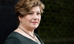 Recognise Palestine to mark Balfour centenary, says Emily Thornberry