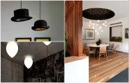 Идеи вашего дома: 19 потолочных светильников, которые заставят поднять голову вверх и сказать «Вау!»