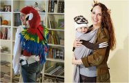 Фотография: Страшно веселый праздник: 20 по-настоящему креативных идей костюмов для Хэллоуина, созданных изобретательными родителями для младенцев