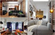 Идеи вашего дома: 18 изумительных примеров оформления кухни, совмещенной с гостиной