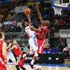 Баскетбольный «Енисей» одержал победу над «Ювентусом» в матче Лиги чемпионов