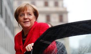 Angela Merkel clings to top spot in Forbes 100 most powerful women list