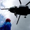 Внутри упавшего у Шпицбергена Ми-8 людей не обнаружено