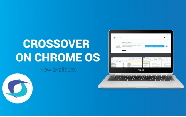 Photo of CrossOver on Chrome OS lets you run Windows apps on Chromebooks