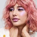 Лавандовый в макияже: Ещё один приём из 2000-х на пике моды