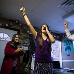 A Year After Trump, Women and Minorities Give Groundbreaking Wins to Democrats