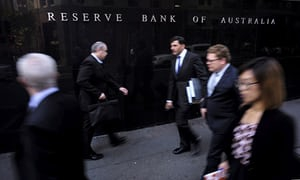 Reserve Bank significantly lowers inflation forecast