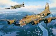 История и археология: Почему во время Второй Мировой немецкий ас пожалел вражеский самолет и спас 9 жизней