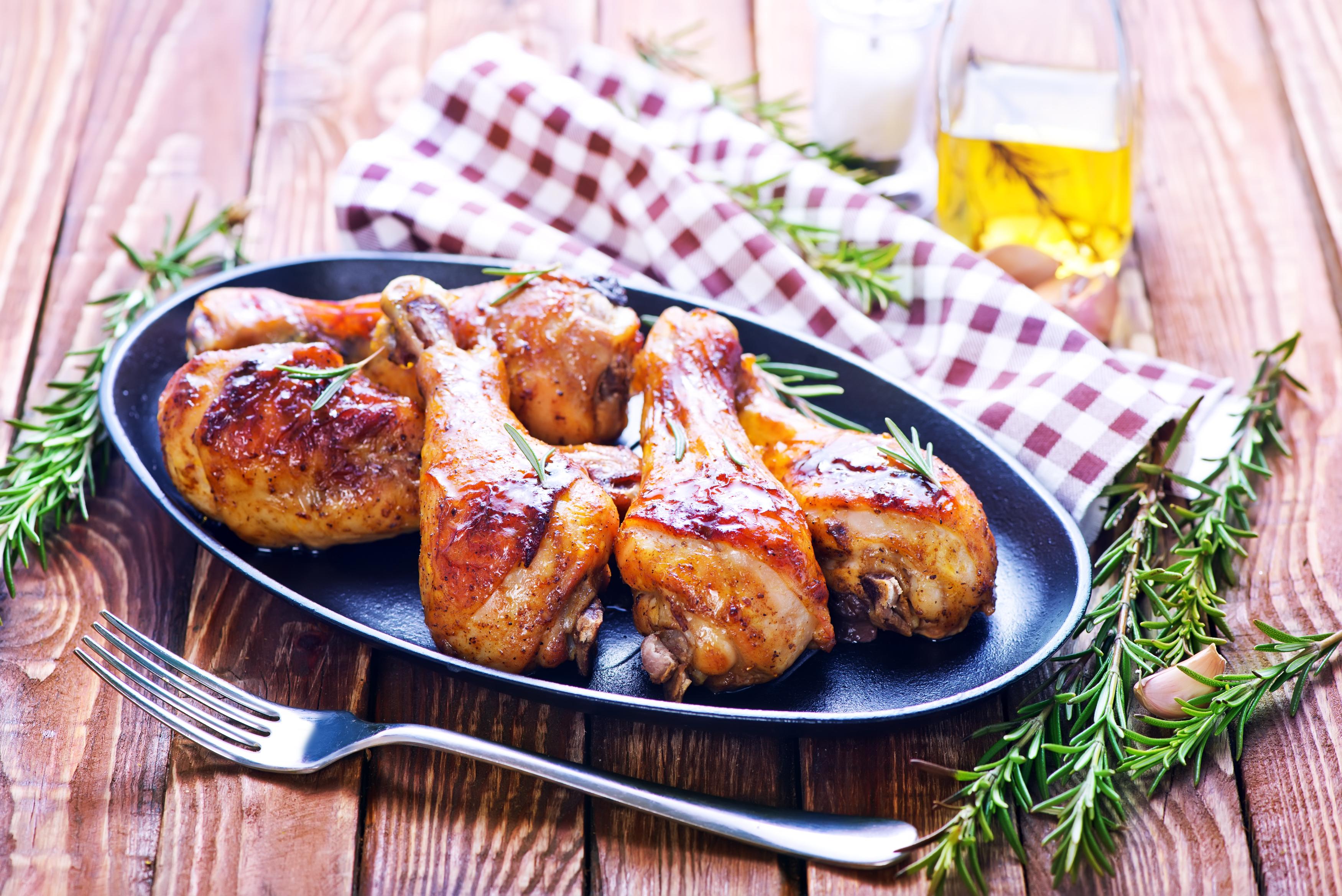 Бальзамическая курица