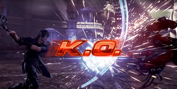 Photo of Final Fantasy XV's Noctis is joining Tekken 7