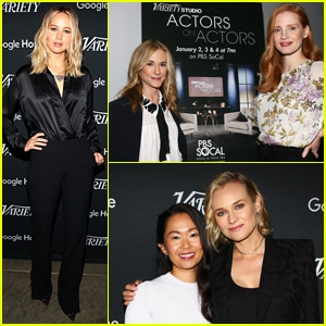 Photo of Jennifer Lawrence, Jessica Chastain & More Speak for Variety's 'Actors on Actors' Studio