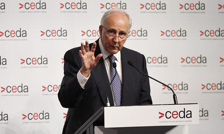Photo of Paul Keating says company tax cut is no holy grail and growth must be inclusive