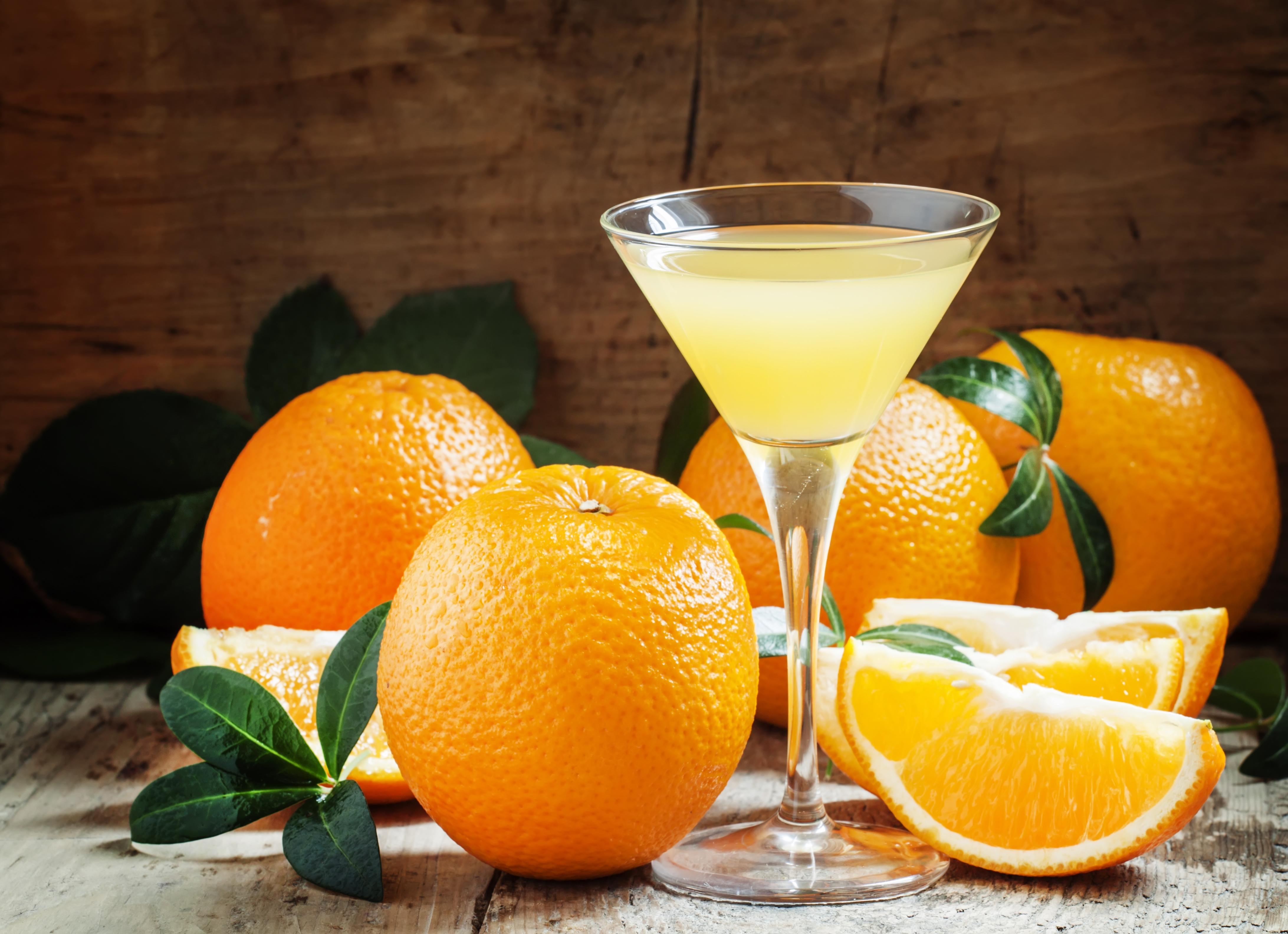 Оранчелло из апельсинов – домашний алкогольный напиток