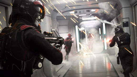 Photo of EA denies accusations that 'Star Wars Battlefront II' loot boxes are a form of gambling
