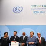 News Analysis: At Bonn Climate Talks, Stakes Get Higher in Gamble on Planet's Future